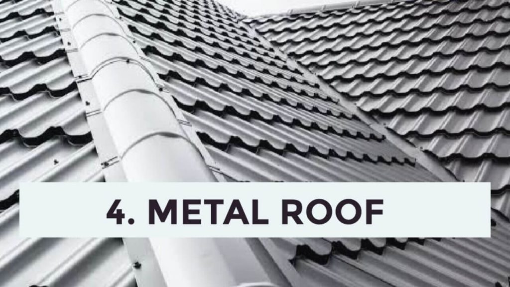 Metal Roof,Metal Roofs,Type of Roofs,Metal Roofing,Cost of Metal Roofing