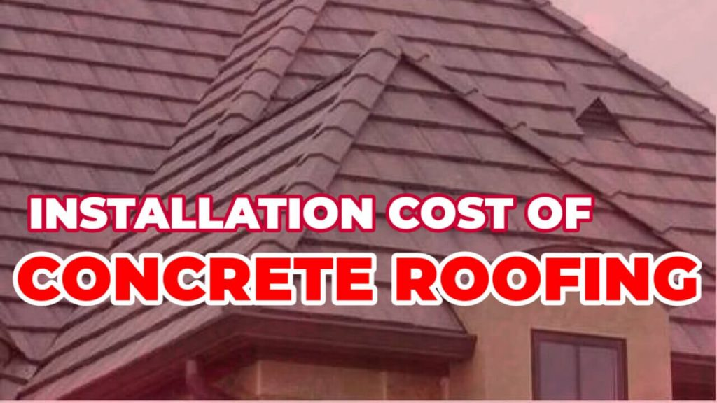 Concrete Roofs, Concrete Tiles Roofs, Concrete Tiles, Cost of Concrete Roofs