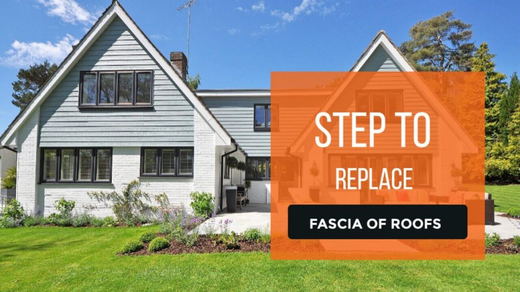 Fascia on a roof,Fascia for roof,What is roof Fascia,Fascia roof repair