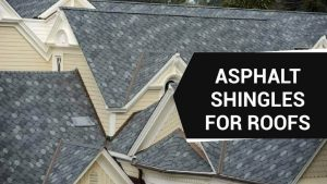 Latest 3 Type of Asphalt Shingles for Roof and Advantages