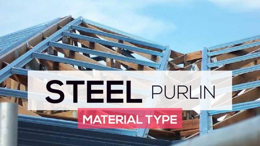 Steel Purlin,Metal Purlin,Purling,Perling