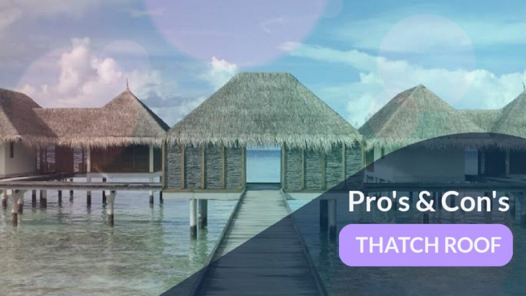 Advantages and Disadvantages of Thatch Roofs , thatch roof material,